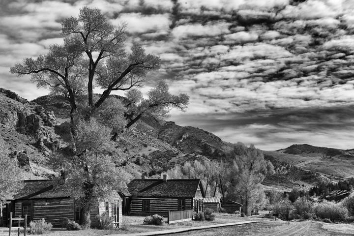 Photograph of Bannack Ghost Town 2