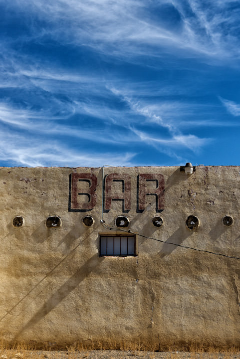 Bar Cubero - New Mexico