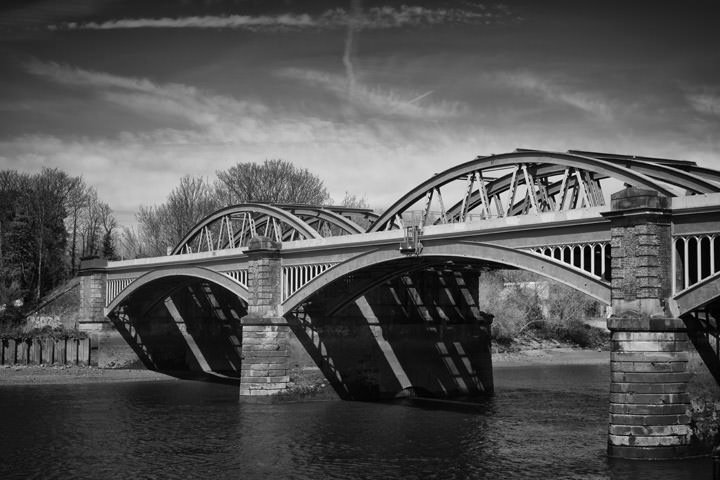 Barnes Railway Bridge 6