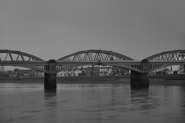 Photograph of Barnes Railway Bridge 8