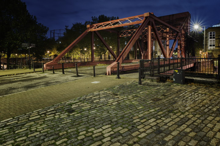 Photograph of Bascule Bridge 1