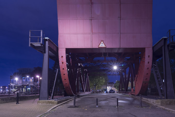 Photograph of Bascule Bridge 2