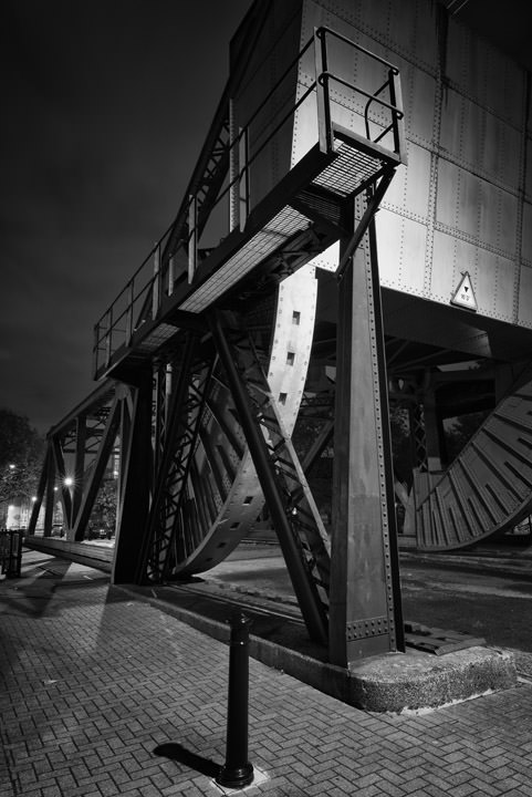 Photograph of Bascule Bridge 4
