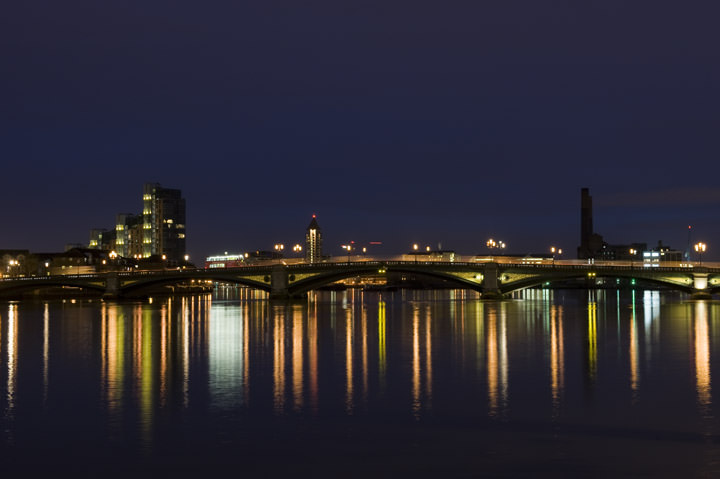 Photograph of Battersea Bridge 1