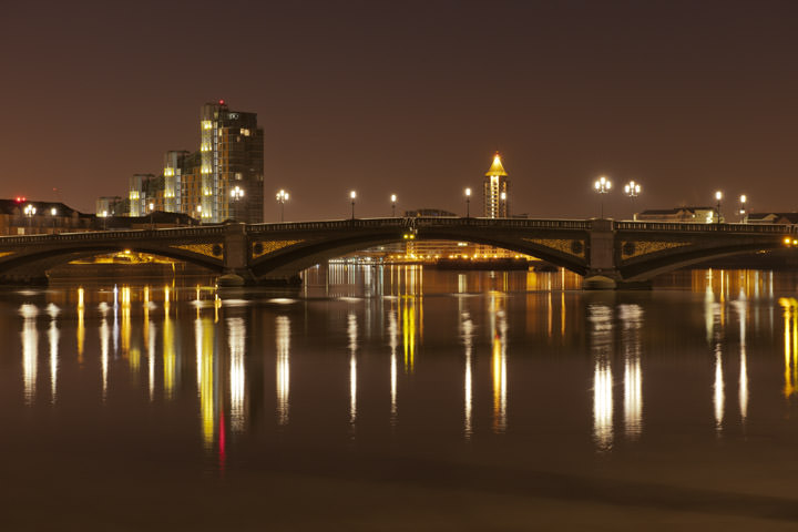 Photograph of Battersea Bridge 12