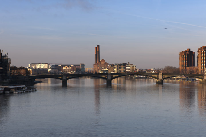 Photograph of Battersea Bridge 13