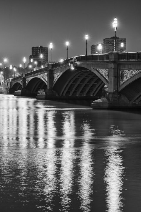 Photograph of Battersea Bridge 16
