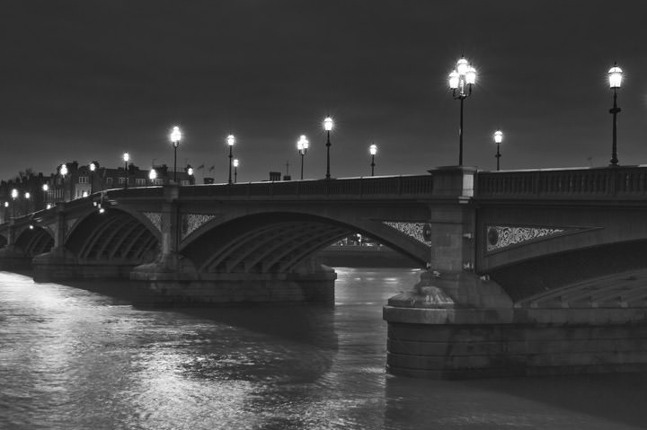 Photograph of Battersea Bridge 2