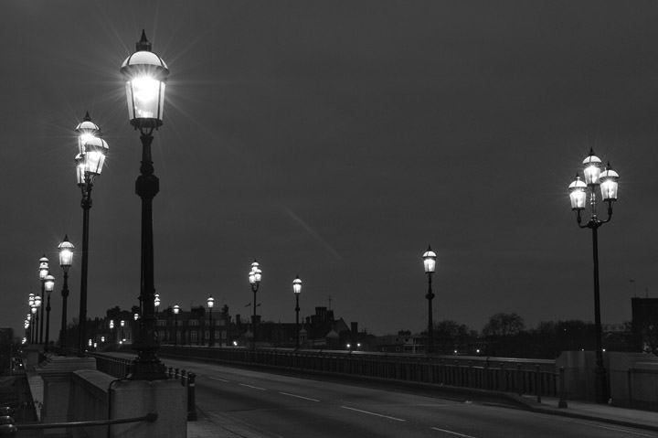 Photograph of Battersea Bridge 3