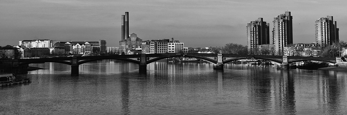 Photograph of Battersea Bridge 5