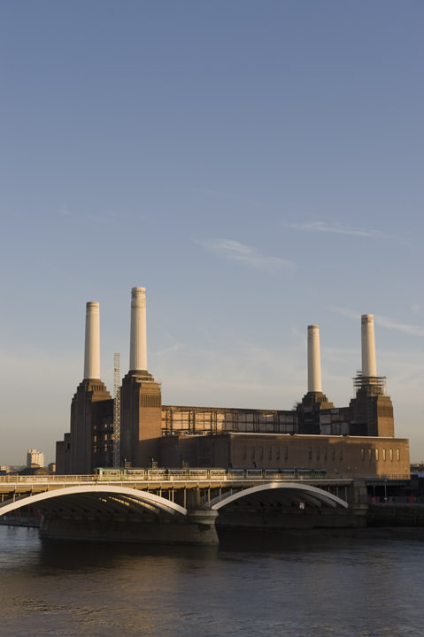 Photograph of Battersea Power Station 12