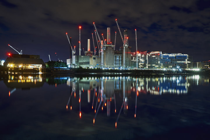 Photograph of Battersea Power Station 32
