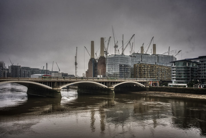 Photograph of Battersea Power Station 33