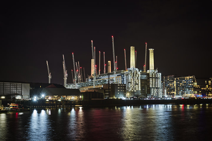 Photograph of Battersea Power Station 34