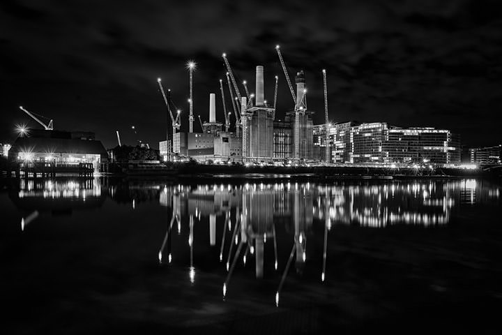 Photograph of Battersea Power Station 35