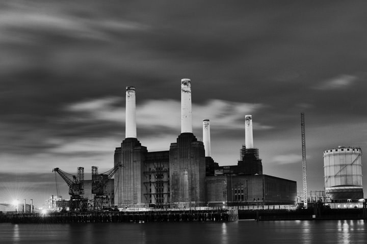 Photograph of Battersea Power Station 6