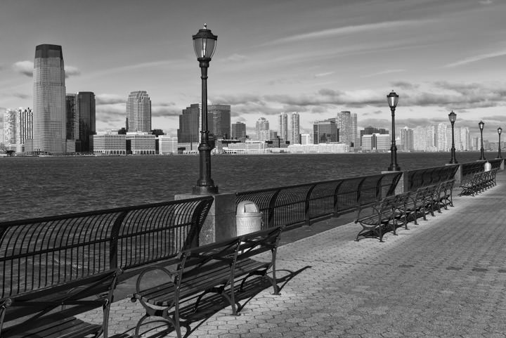 Photograph of Battery Park 1