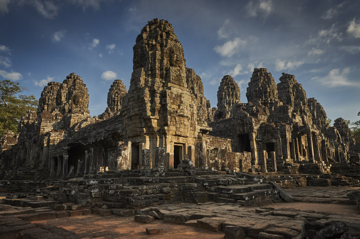 Photograph of Bayon 1