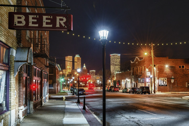 Photograph of Beer Tulsa
