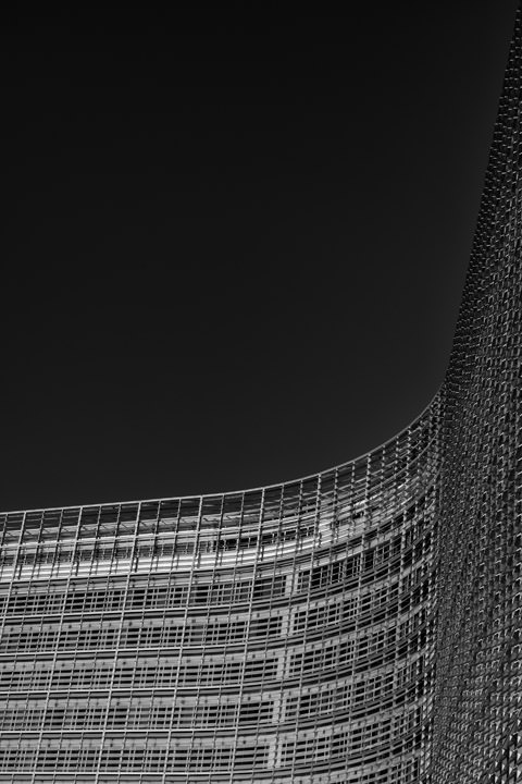 Photograph of Berlaymont Building 1