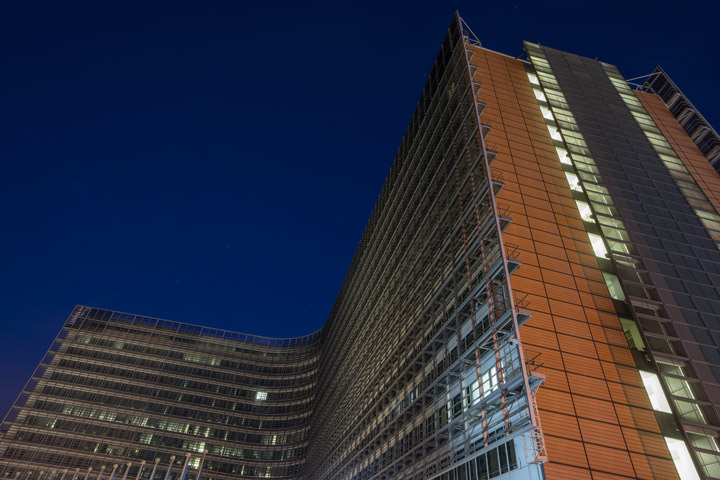 Photograph of Berlaymont Building 2