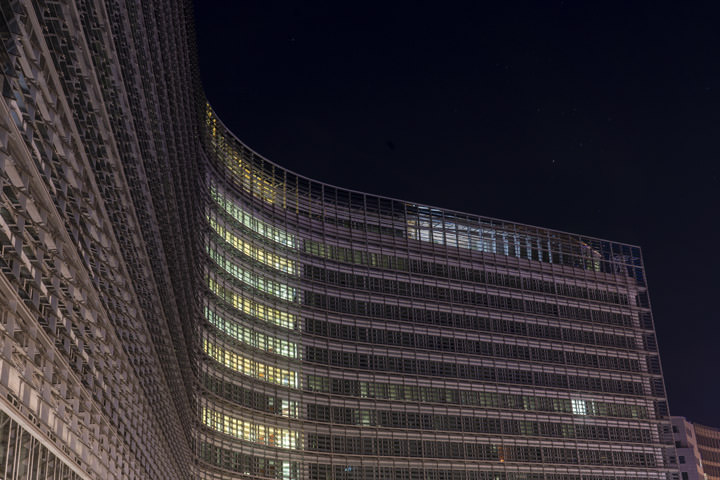 Photograph of Berlaymont Building 3
