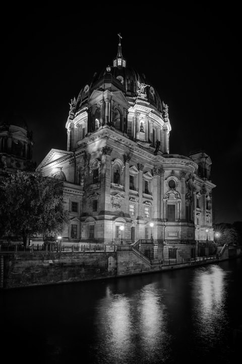 Photograph of Berlin Cathedral 1