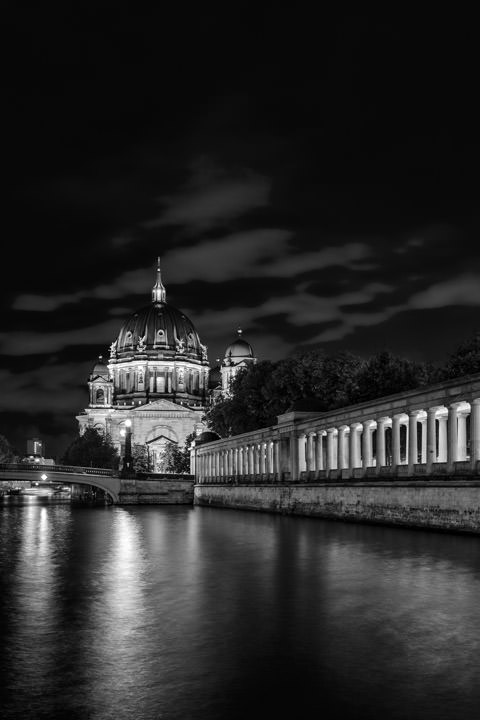 Photograph of Berlin Cathedral 2