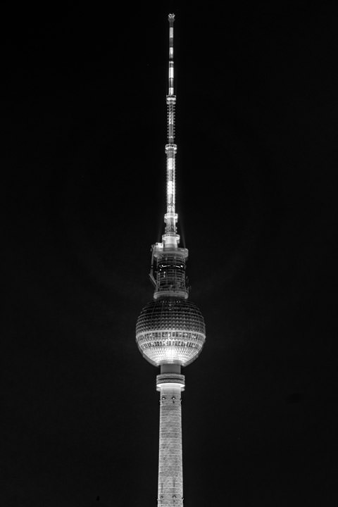 Photograph of Berlin TV Tower 3