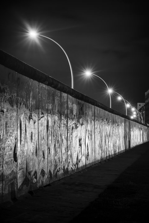 Photograph of Berlin Wall 2
