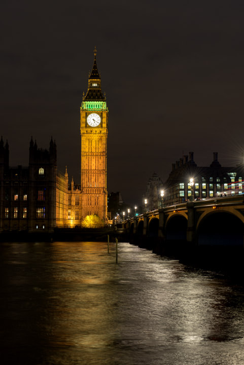 Photograph of Big Ben 14
