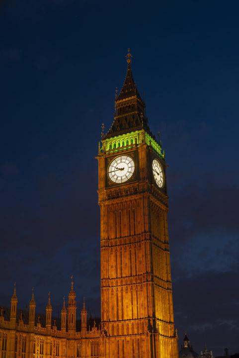 Photograph of Big Ben 16