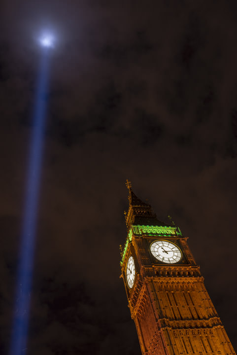 Photograph of Big Ben 18