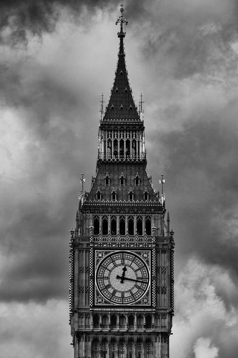 photograph of big ben 3