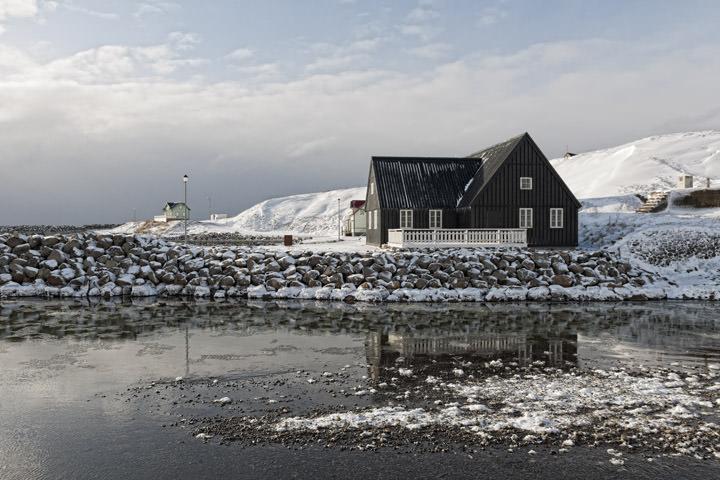 Black House Hafsos - Iceland