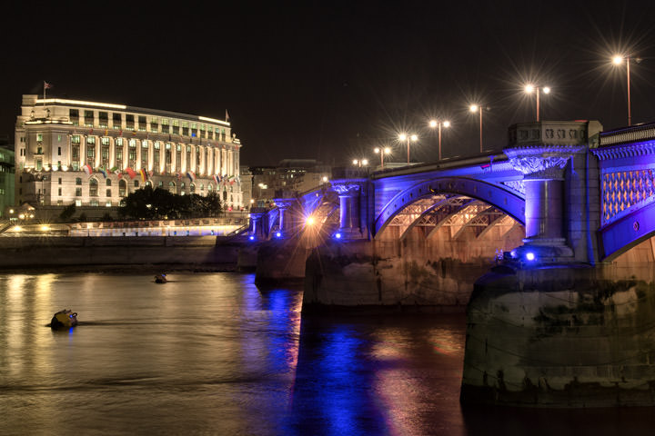 Photograph of Blackfriars Bridge 1