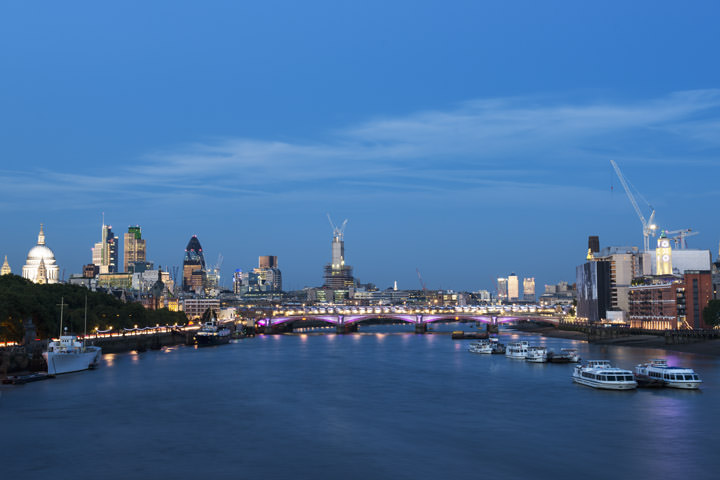 Photograph of Blackfriars Bridge 12