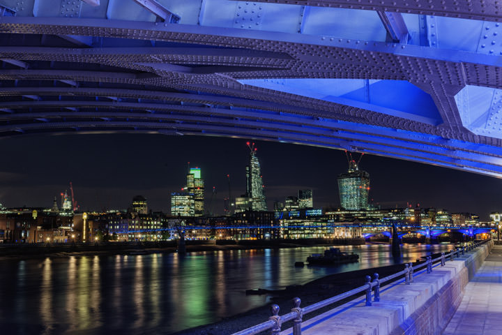 Photograph of Blackfriars Bridge 13