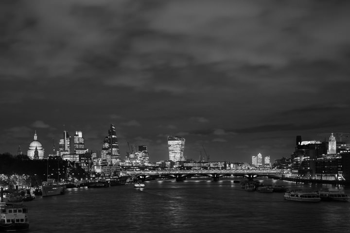 Photograph of Blackfriars Bridge 20