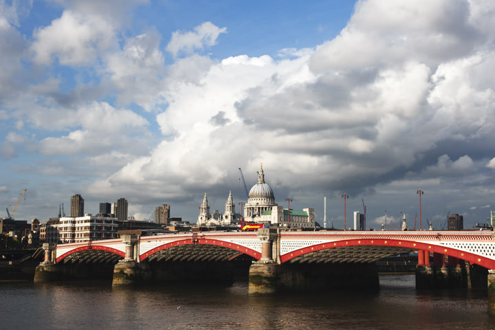 Photograph of Blackfriars Bridge 5