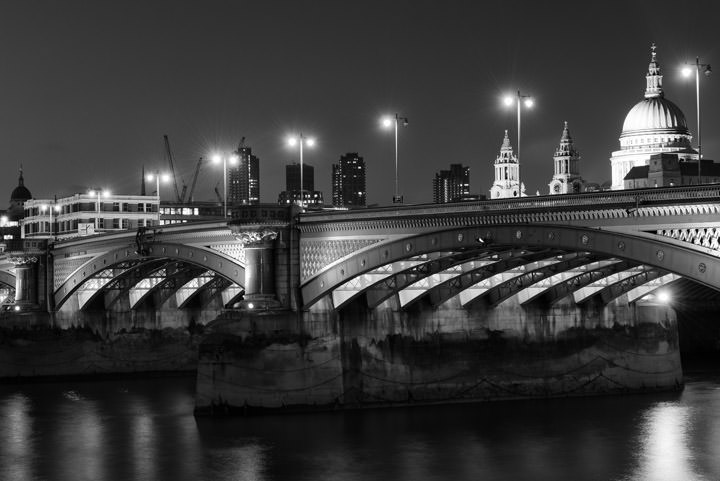 Photograph of Blackfriars Bridge 6