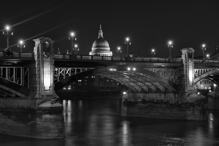 Photograph of Blackfriars Bridge 7