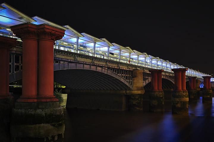 Blackfriars Railway Bridge 7