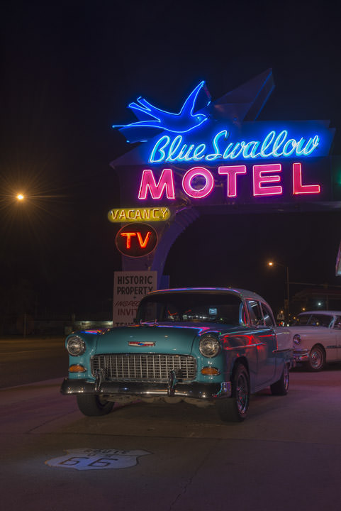 Photograph of Blue Swallow Motel 7
