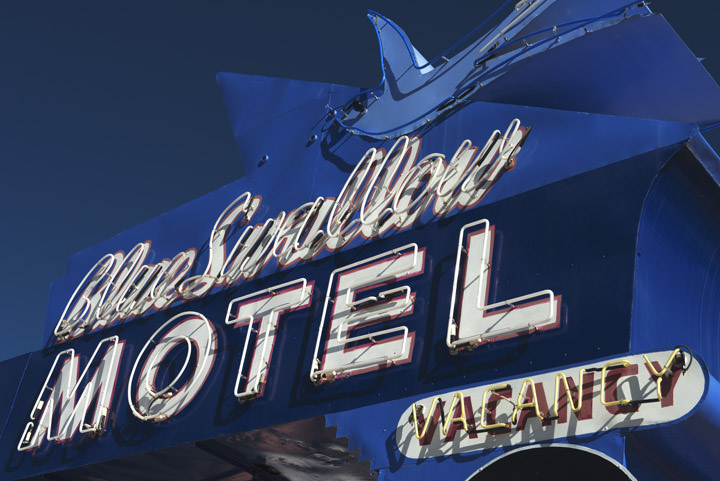 Photograph of Blue Swallow Motel 8