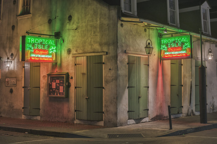 Photograph of Bourbon Street 3