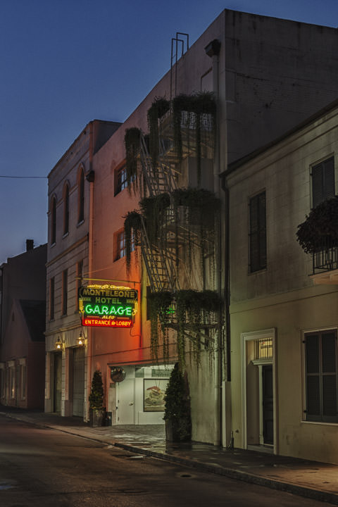 Photograph of Bourbon Street 4