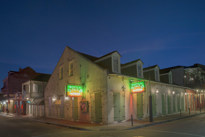 Photograph of Bourbon Street 5