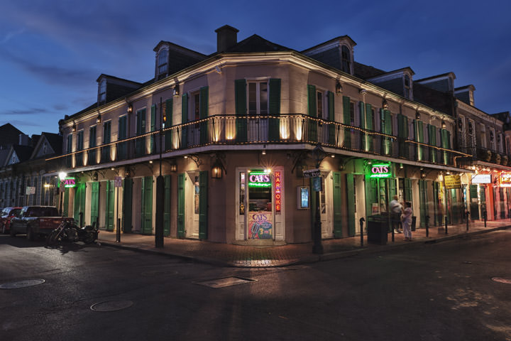 Photograph of Bourbon Street 6