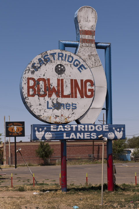 Photograph of Bowling - Route 66